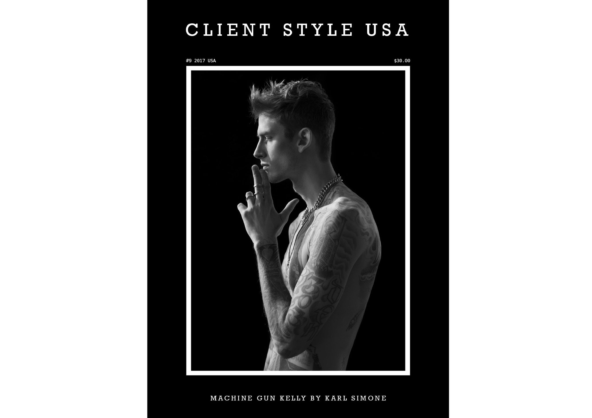 Client Style USA #9 (Digital Edition)