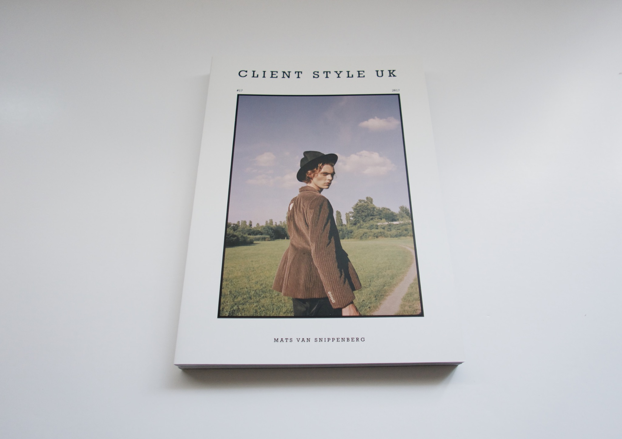 Client Style UK #17 (Print Edition)
