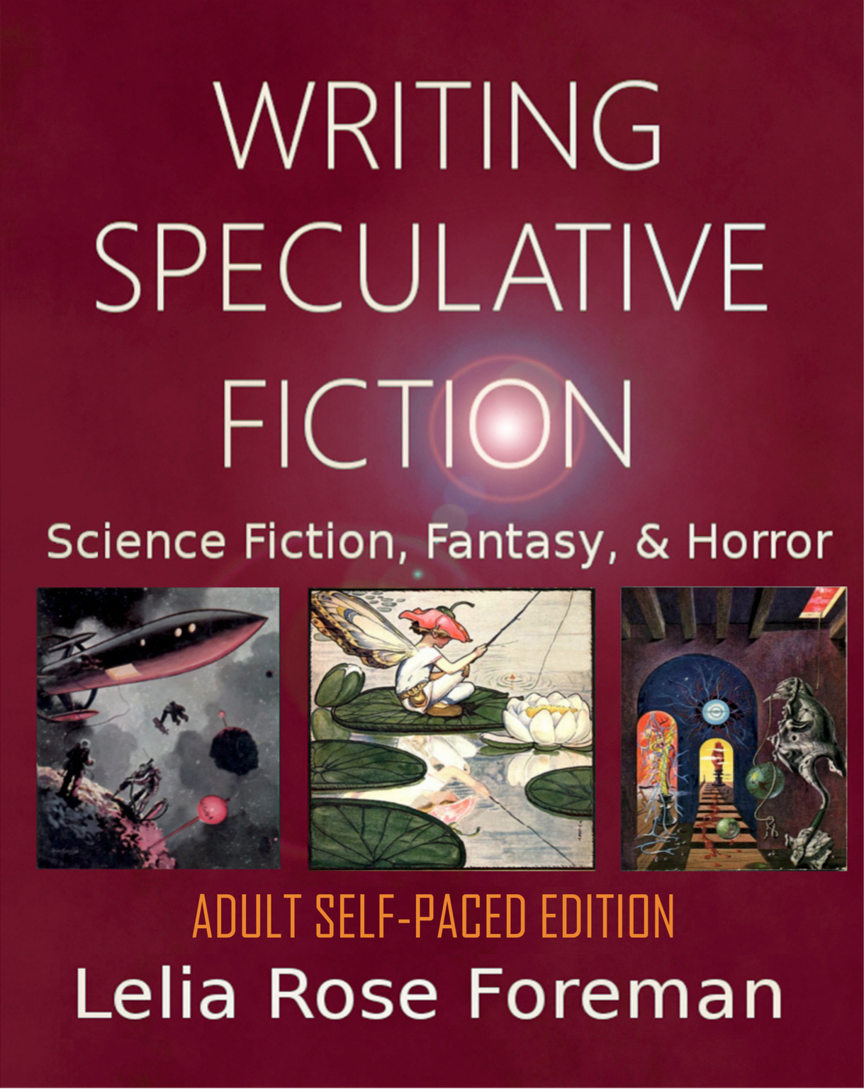 Writing Speculative Fiction | Adult Self-Paced Edition