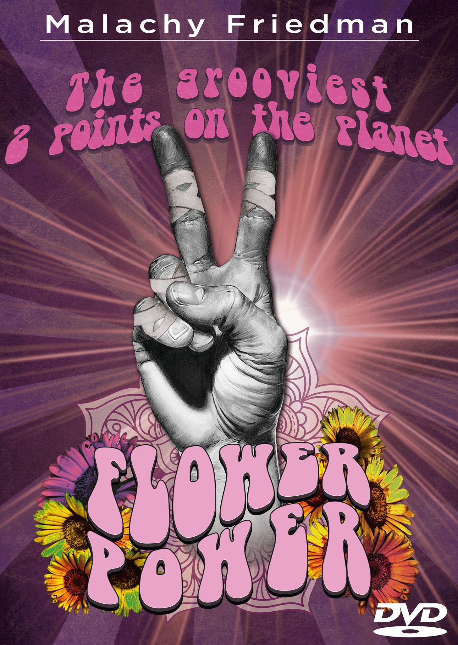 Flower Power Digital BJJ Instructional
