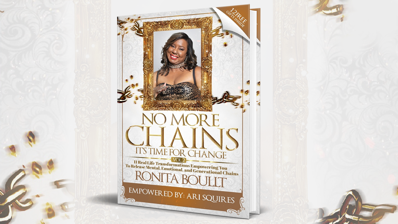 No More Chains Vol 2: It's Time for Change