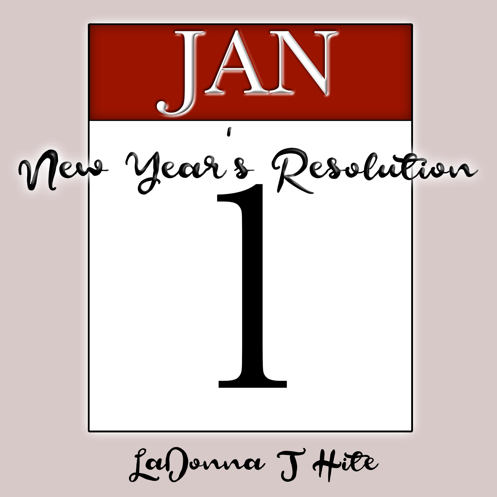 New Year's Resolution Audiobook (RENT/STREAM only)