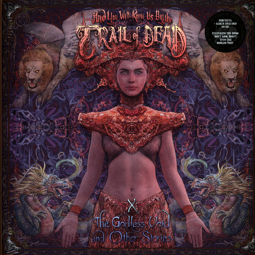 ...And You Will Know Us By The Trail Of Dead - X: the Godless Void and Other [LP]