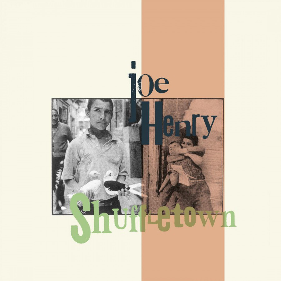 Joe Henry - Shuffletown [LP]