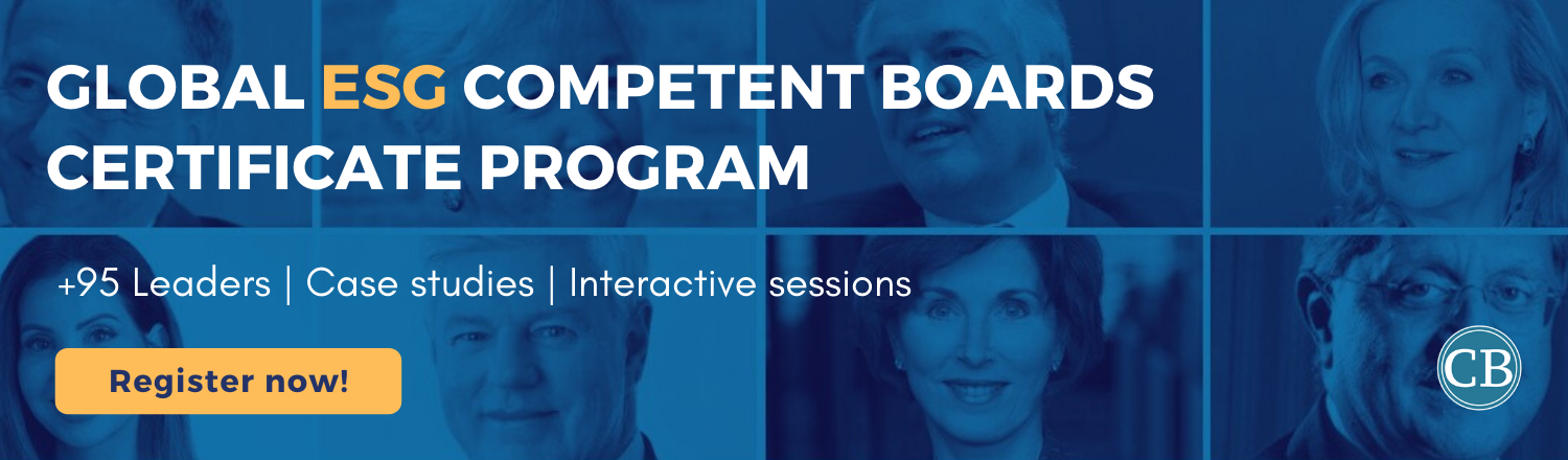 Certificate Program: February 2021 for Board members (Donation to Someone in need)
