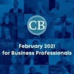 Certificate Program: February 2021 for Business Professionals | Women in Cleantech & Sustainability