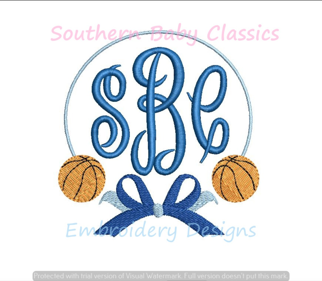 Monogram Frames Southern Baby Classics