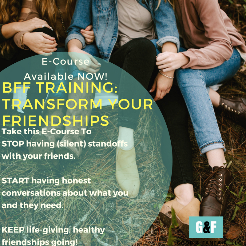 BFF Training: Transform Your Friendships