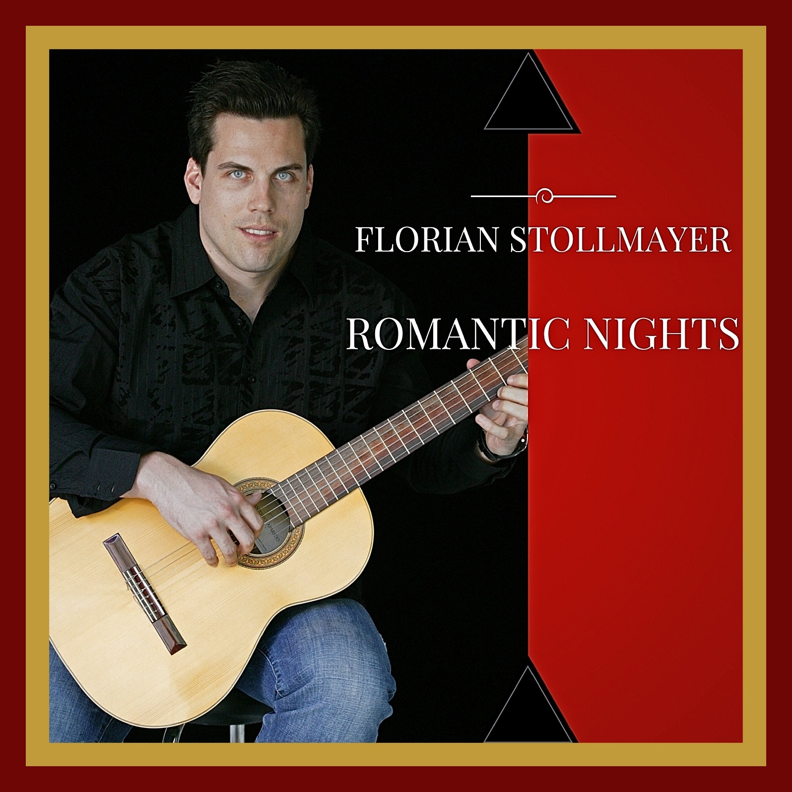 Spanish Romance de Amor by Florian Stollmayer Classical Guitar