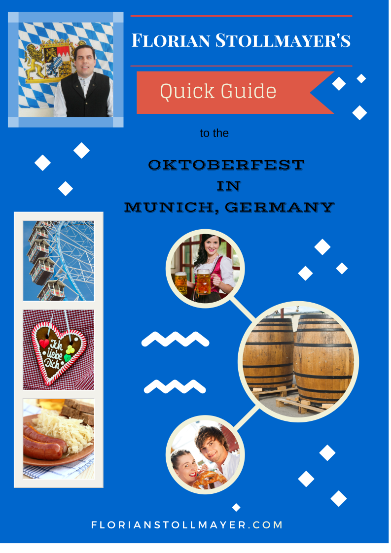 Florian Stollmayer's Quick Guide to the OKTOBERFEST