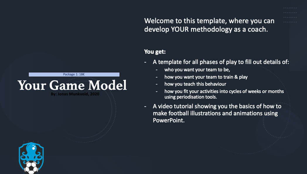 Game Model Project Package 1