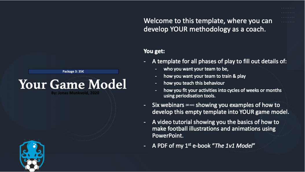 Game Model Project Package 3