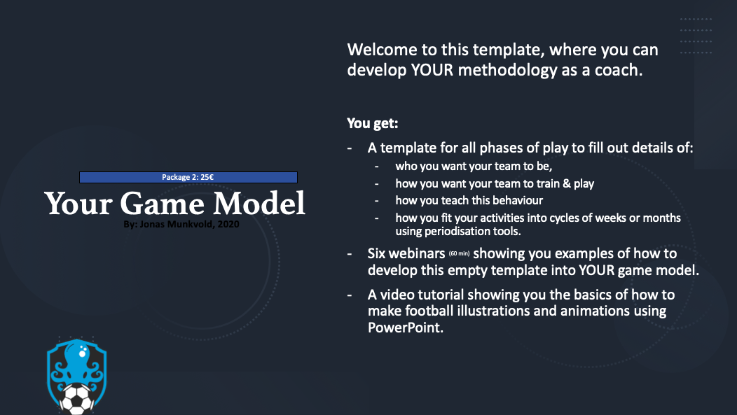 Game Model Project Package 2