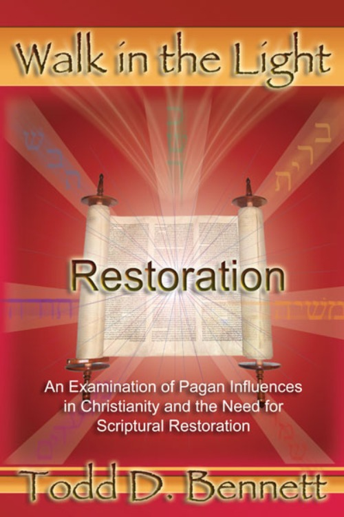 Restoration – Walk In The Light #1 (E-Book)