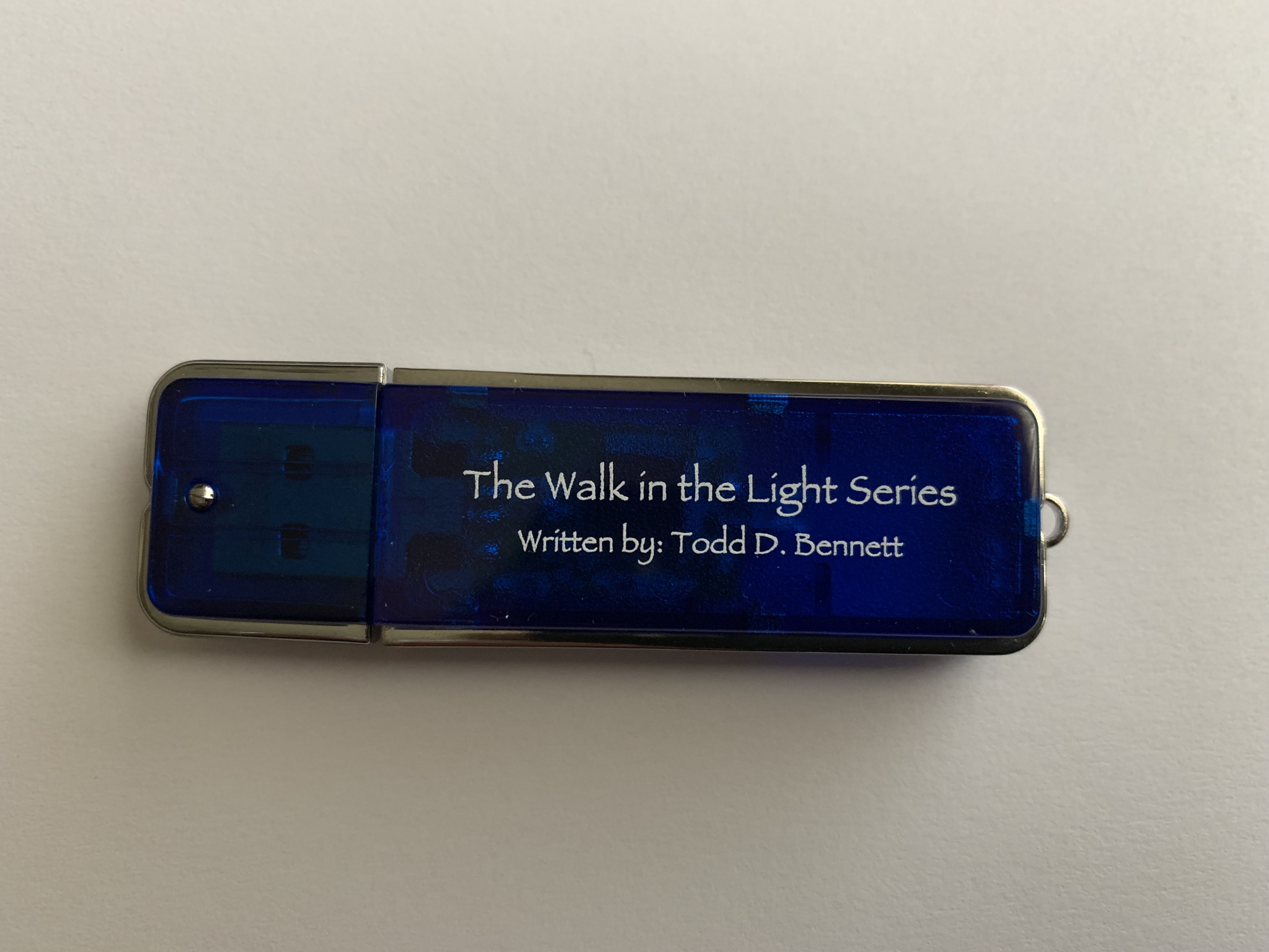 Flash Drive with entire Walk in the Light Series