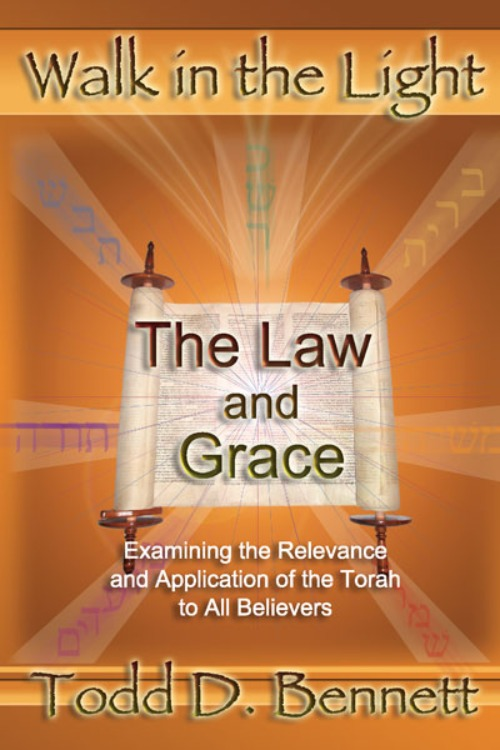 The Law and Grace – Walk In The Light #7 (E-Book)