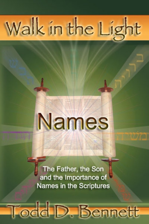 Names – Walk In The Light #2 (E-Book)