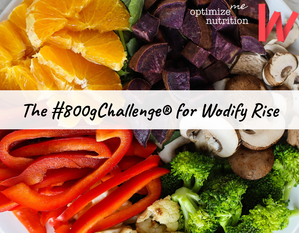 The #800gChallenge® for Wodify Rise