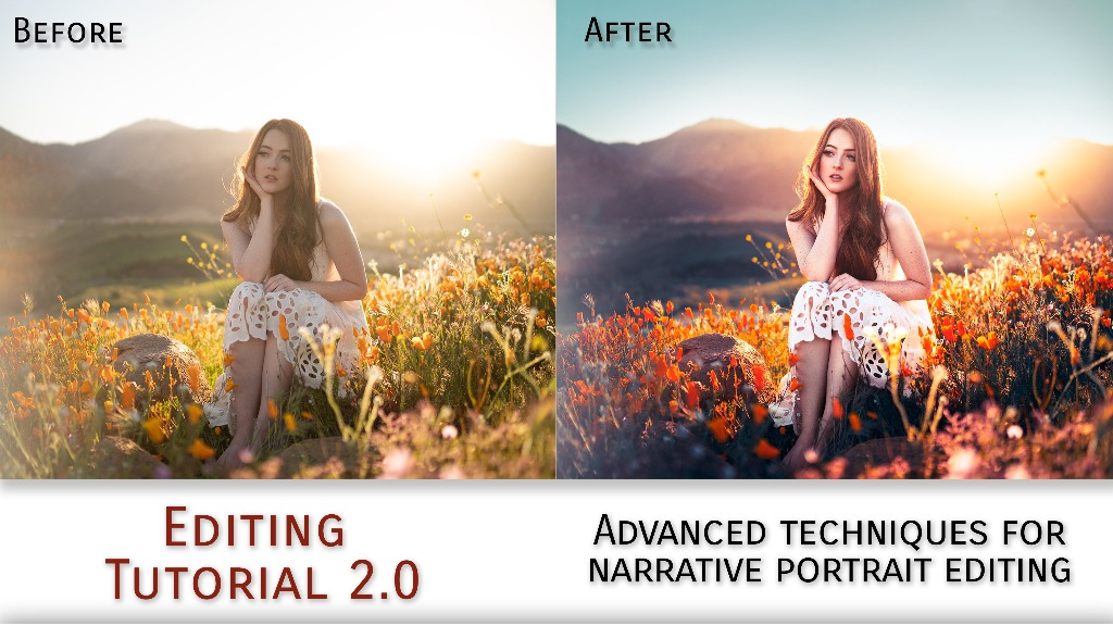 @Liquidverve Portrait Editing Tutorial 2.0 (