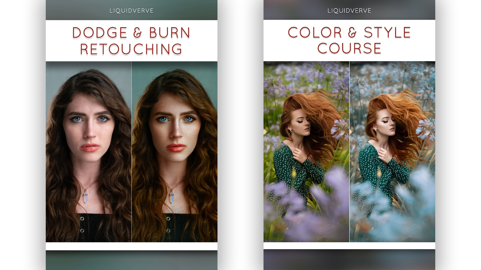 Advanced Suite - Retouching and Color/Stylization Course Bundle - UPDATED