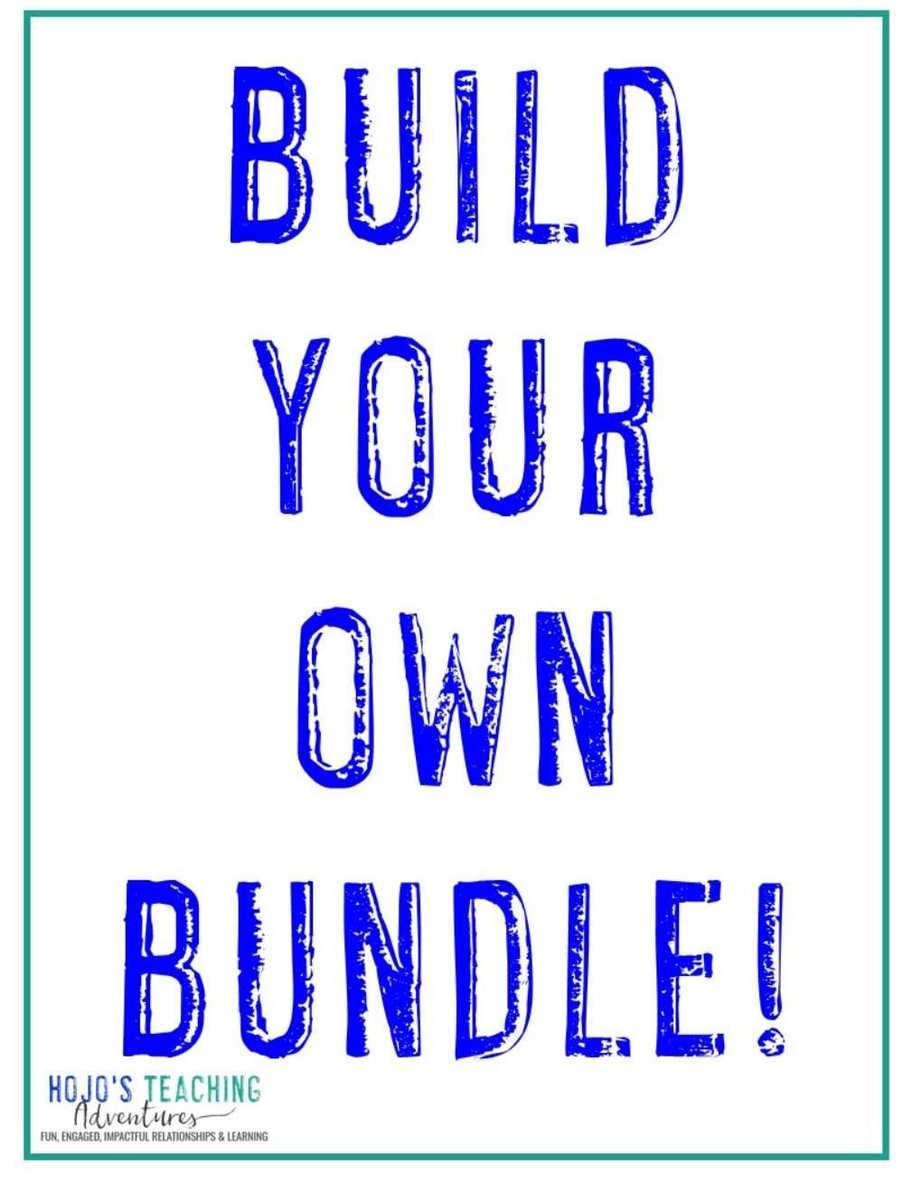 BUILD YOUR OWN BUNDLE Details