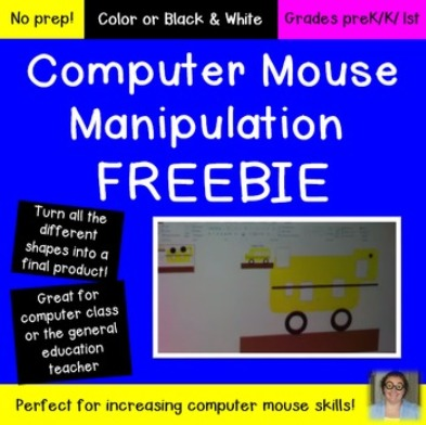 FREE Computer Mouse Manipulation Bus