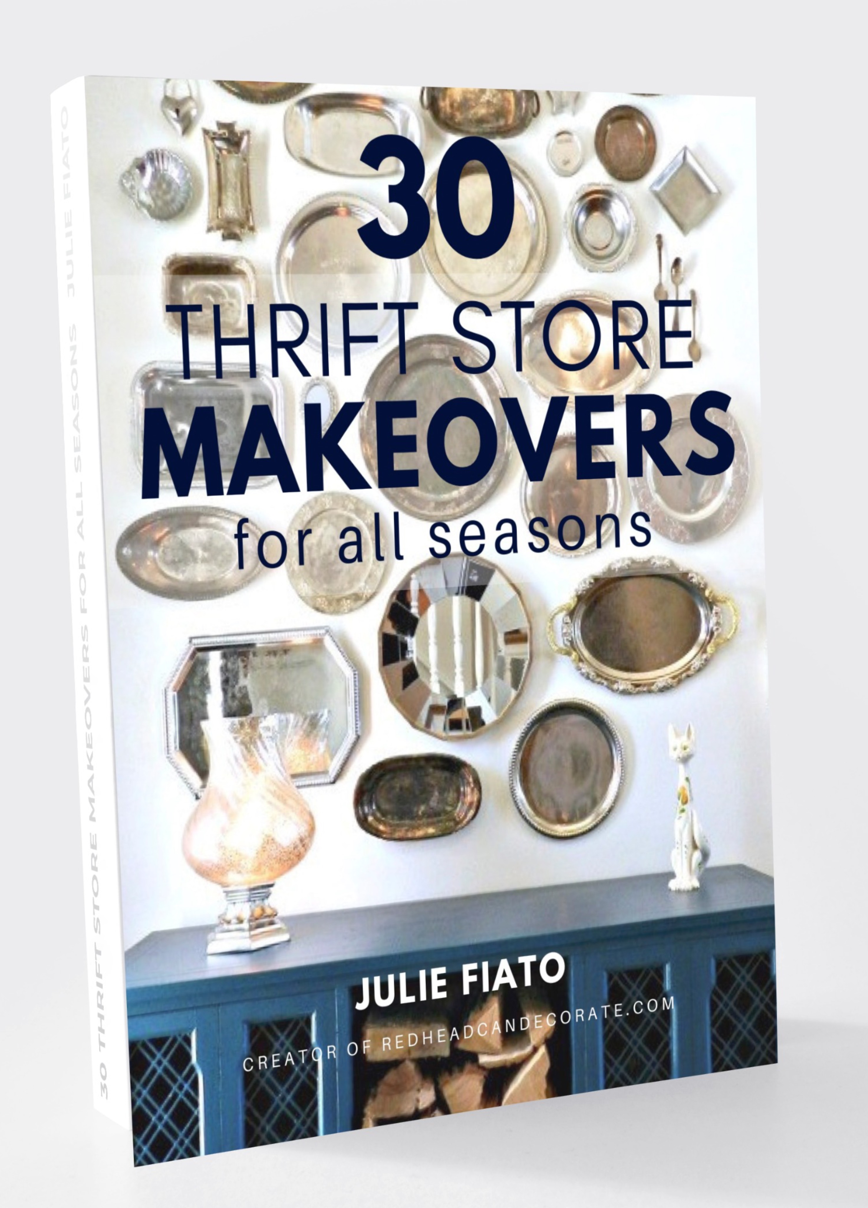 30 Thrift Store Makeovers for All Seasons
