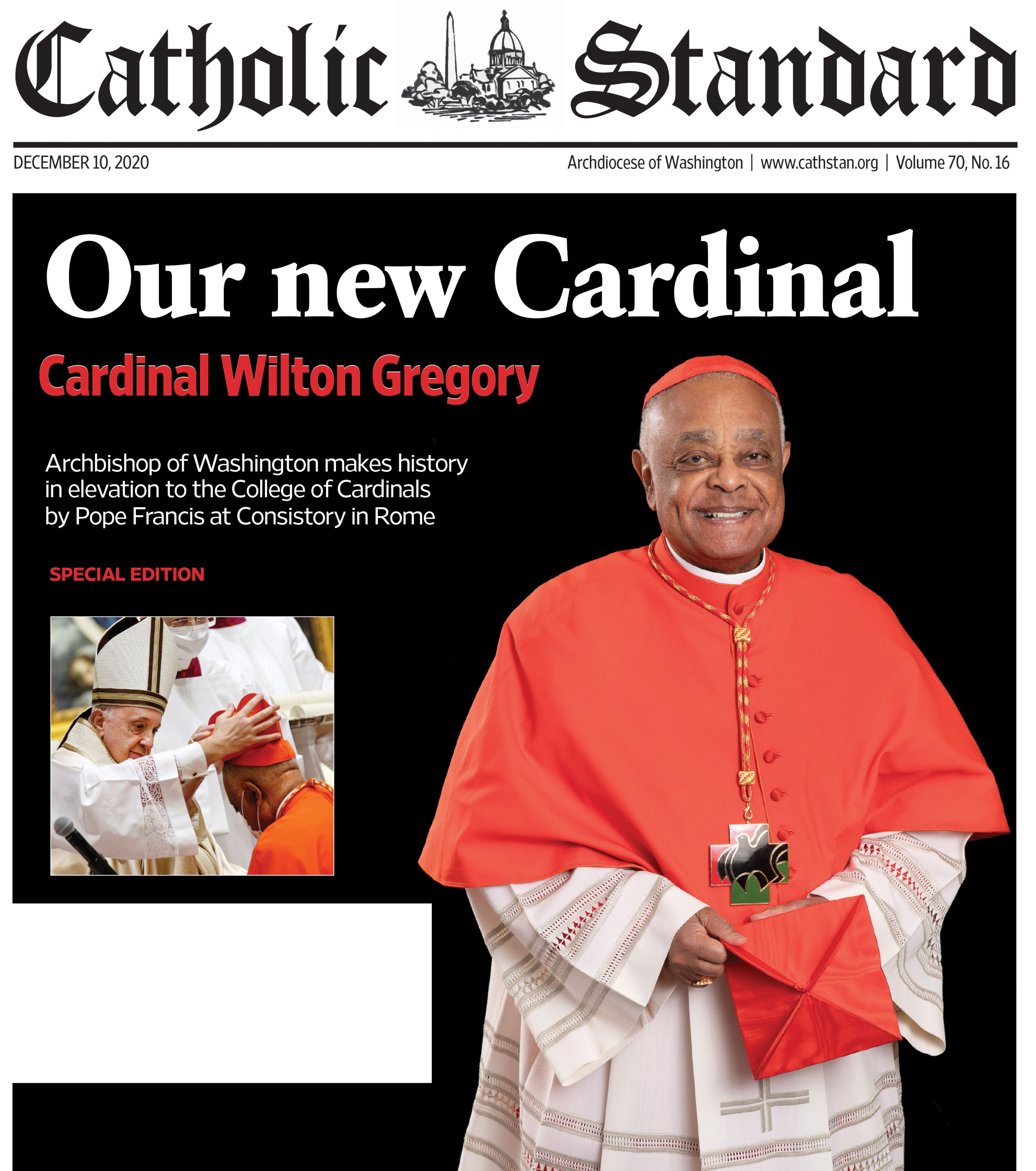Catholic Standard I December 10, 2020