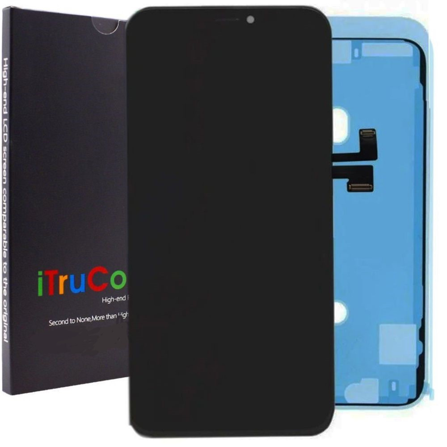 iPhone 11 Pro Screen iTruColor | Vivid Colour Soft OLED + fitting