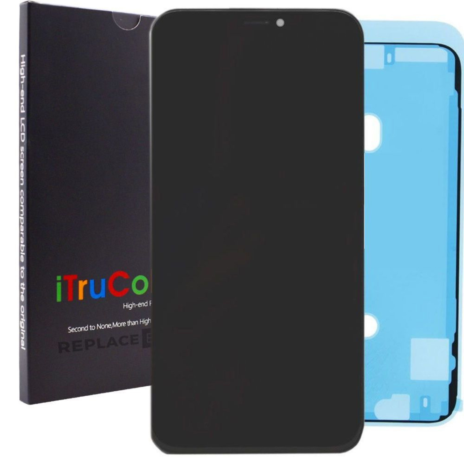 iPhone 11 Screen - Vivid Colour LCD by iTruColor + Fitting