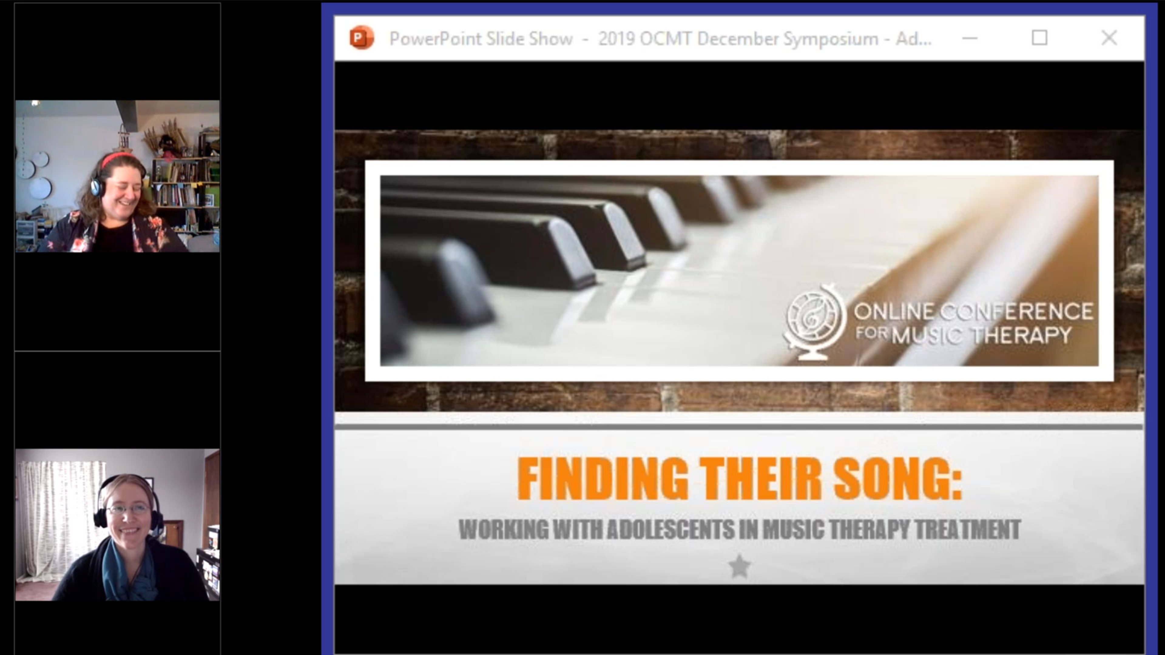 Finding Their Song: Working with Adolescents in Music Therapy Treatment