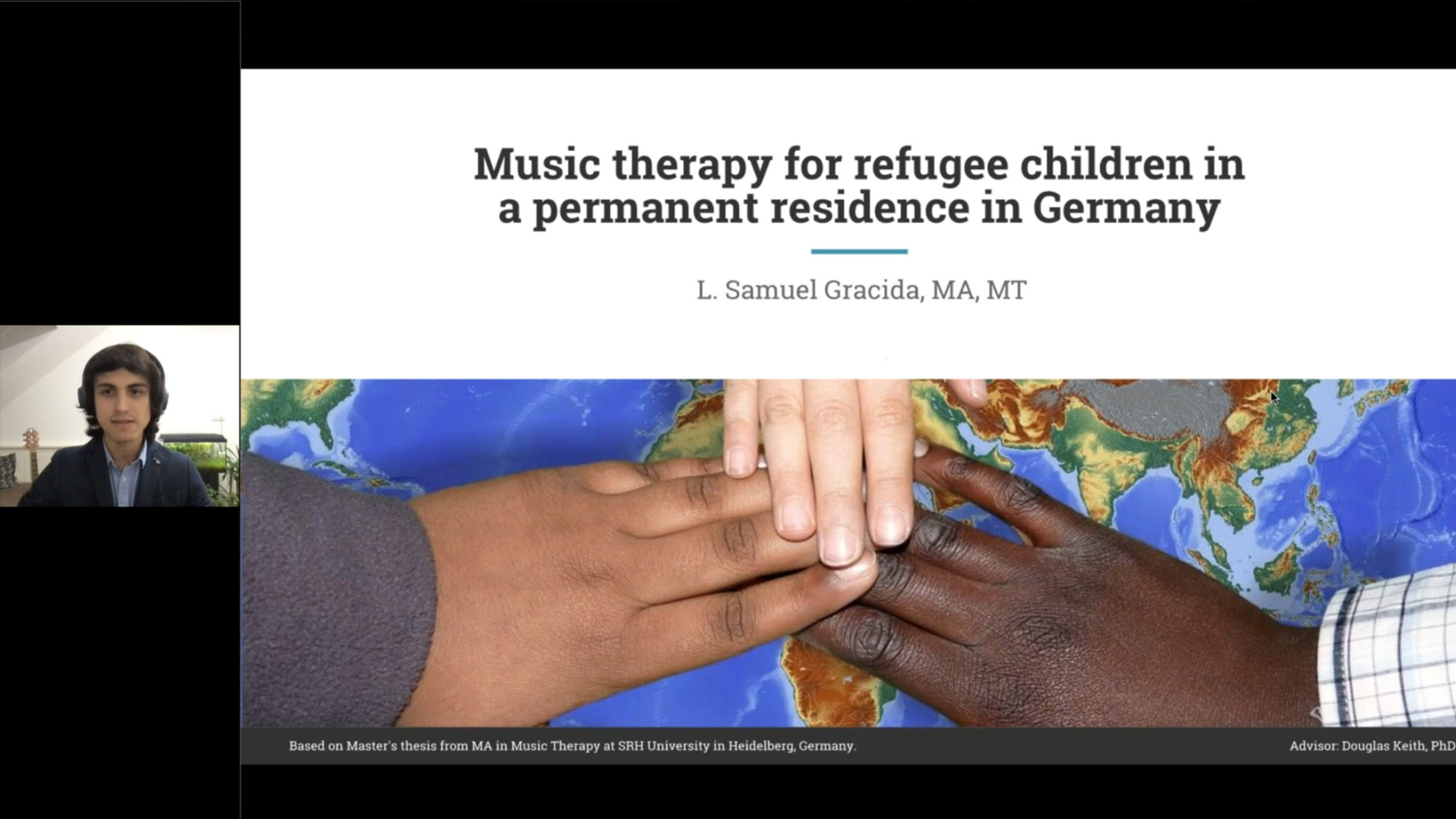Creating a Music Therapy Program for Refugee Children in Germany