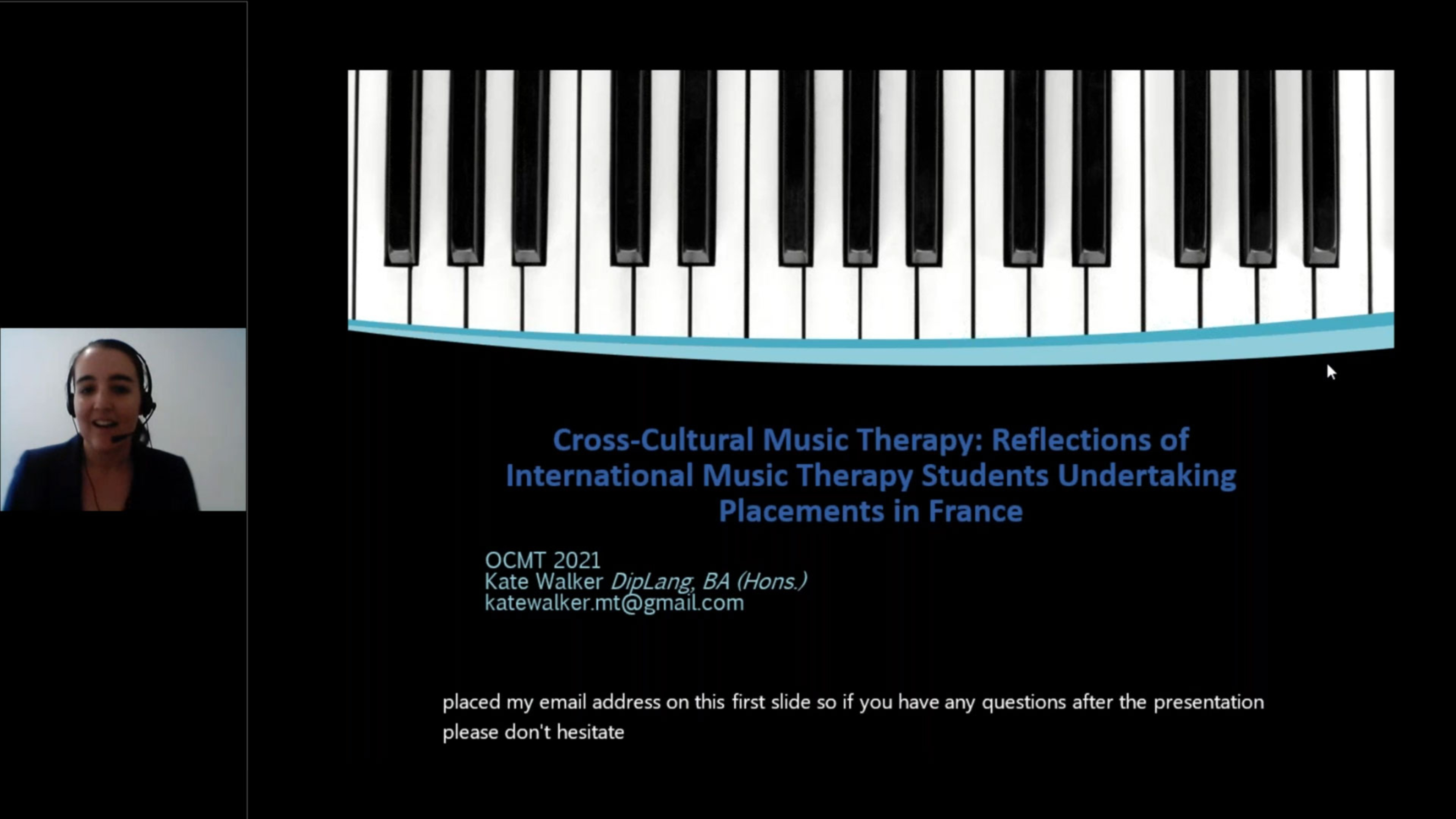 Cross-Cultural Music Therapy: Reflections of Music Therapy Students Undertaking Placements Internati