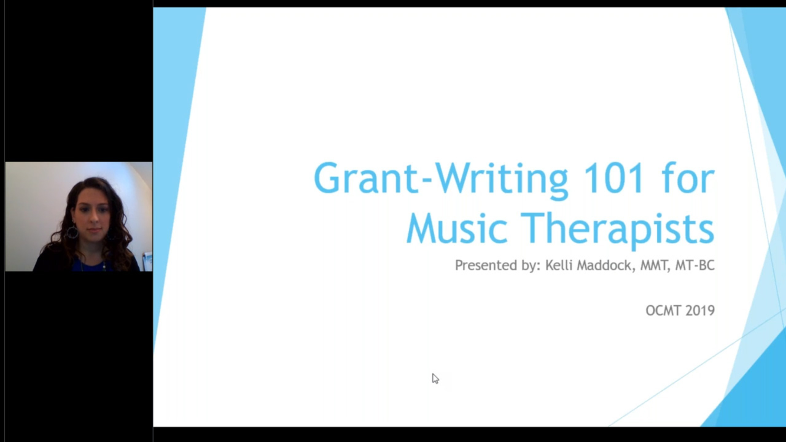 Grant-Writing 101 for Music Therapists