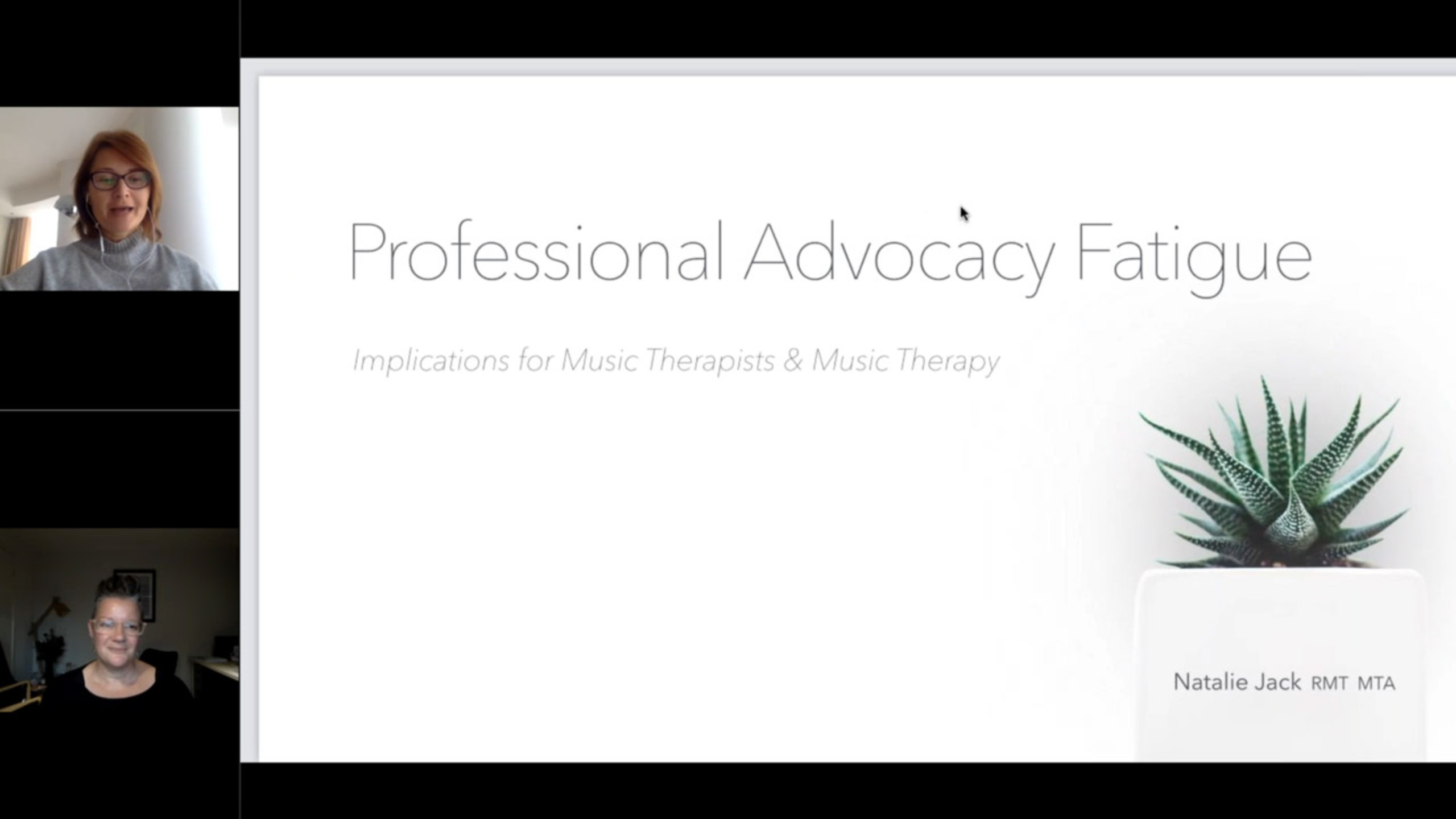 Professional Advocacy Fatigue: Implications for Music Therapists and Music Therapy