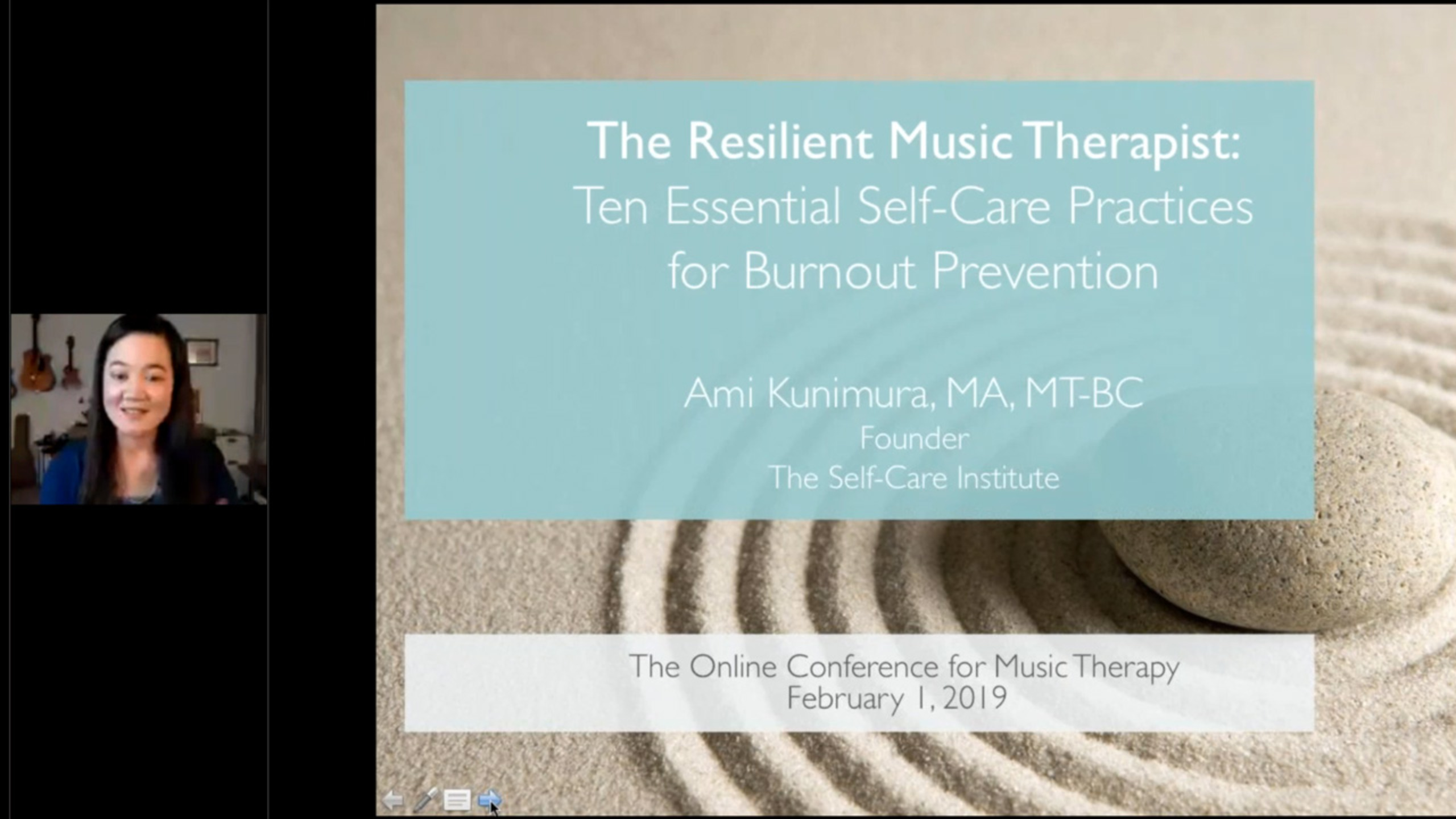The Resilient Music Therapist: Ten Essential Self-Care Practices for Burnout Prevention