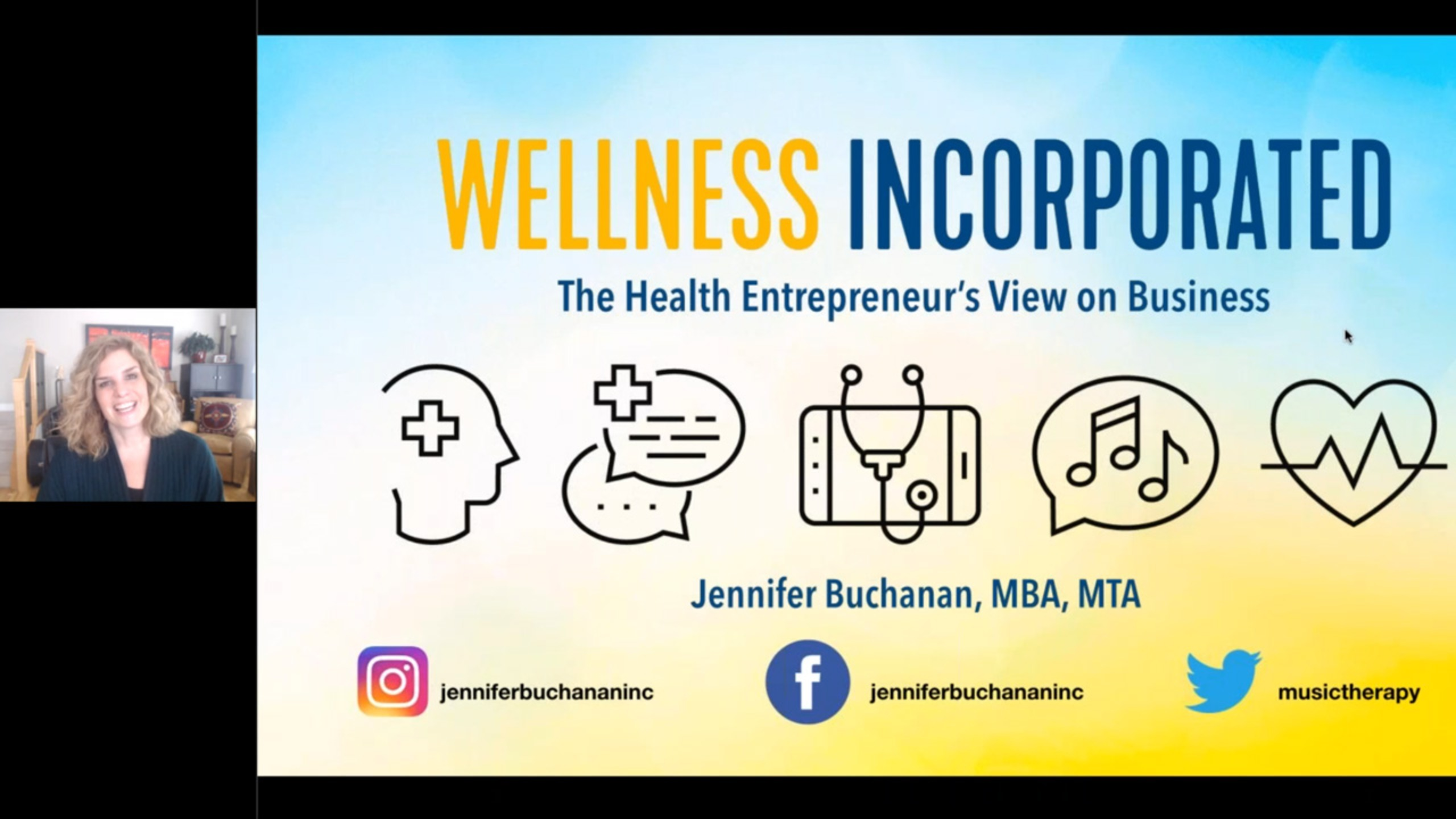 Keynote: Well-Played - A Healthpreneur's Guide to Building a Business with Huge Impact