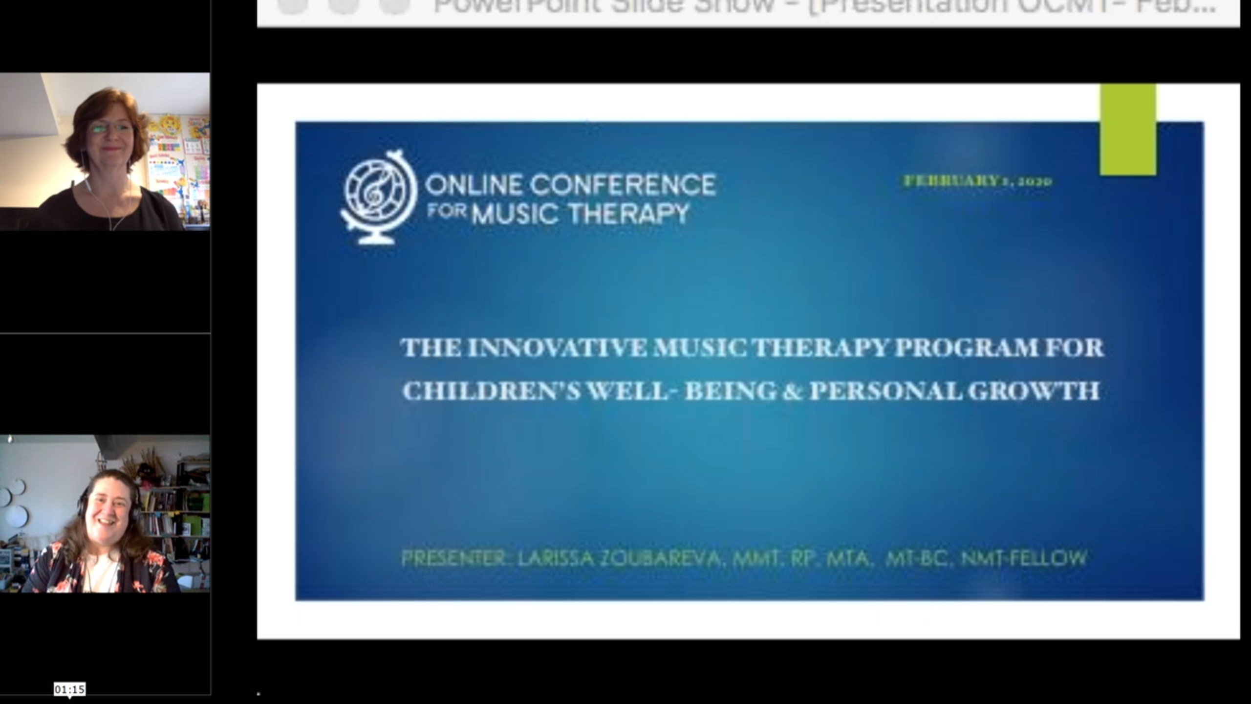 The Innovative Music Therapy Program for Children's Well-Being and Personal Growth