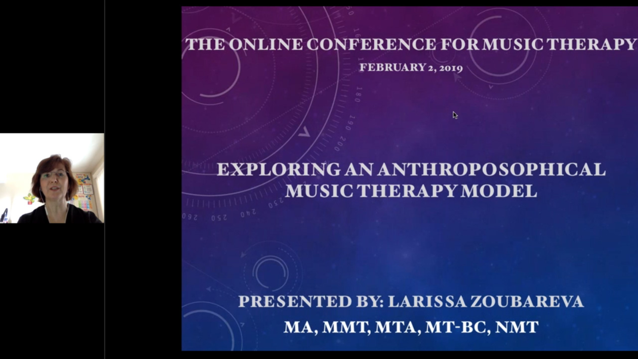 Exploring an Anthroposophical Music Therapy Model