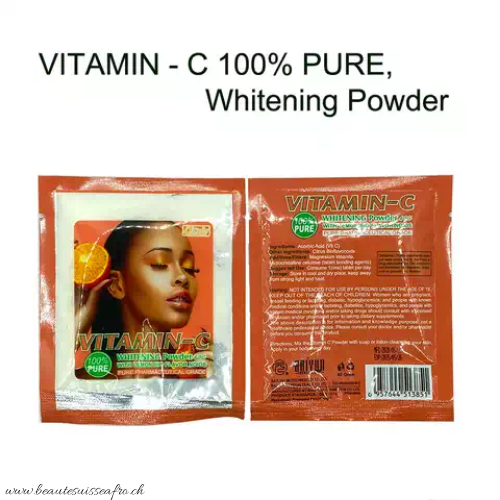 100% Pure Vitamin-C Whitening Powder 40g