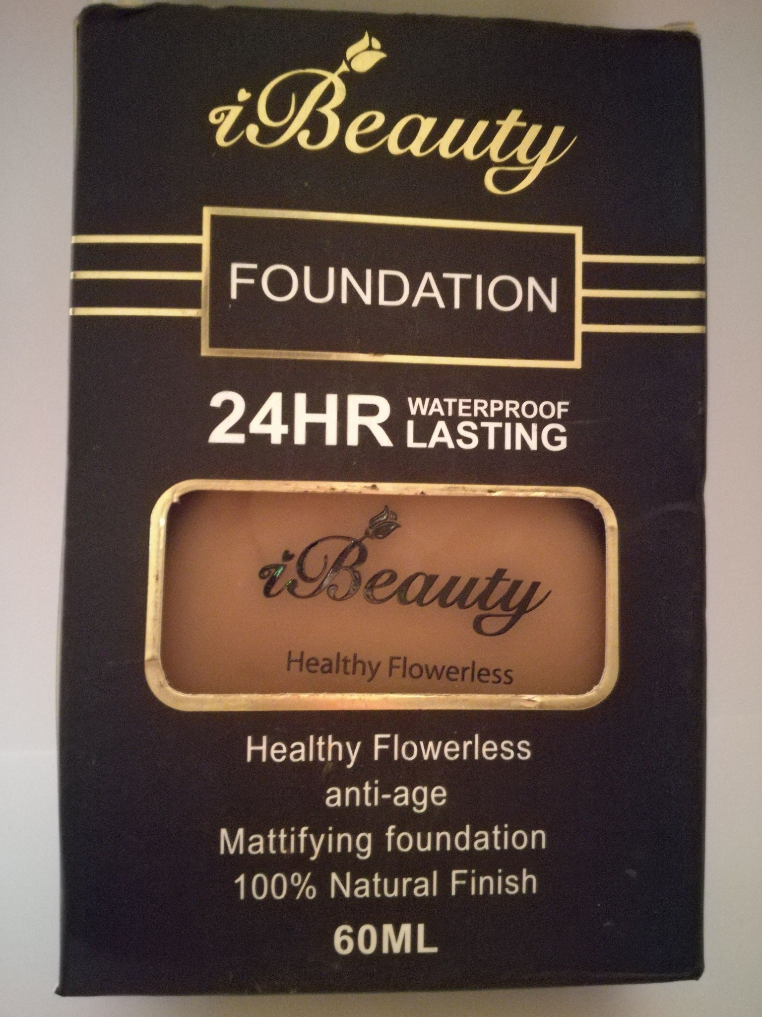 IBeauty Fondation 24 HR waterproof Lasting