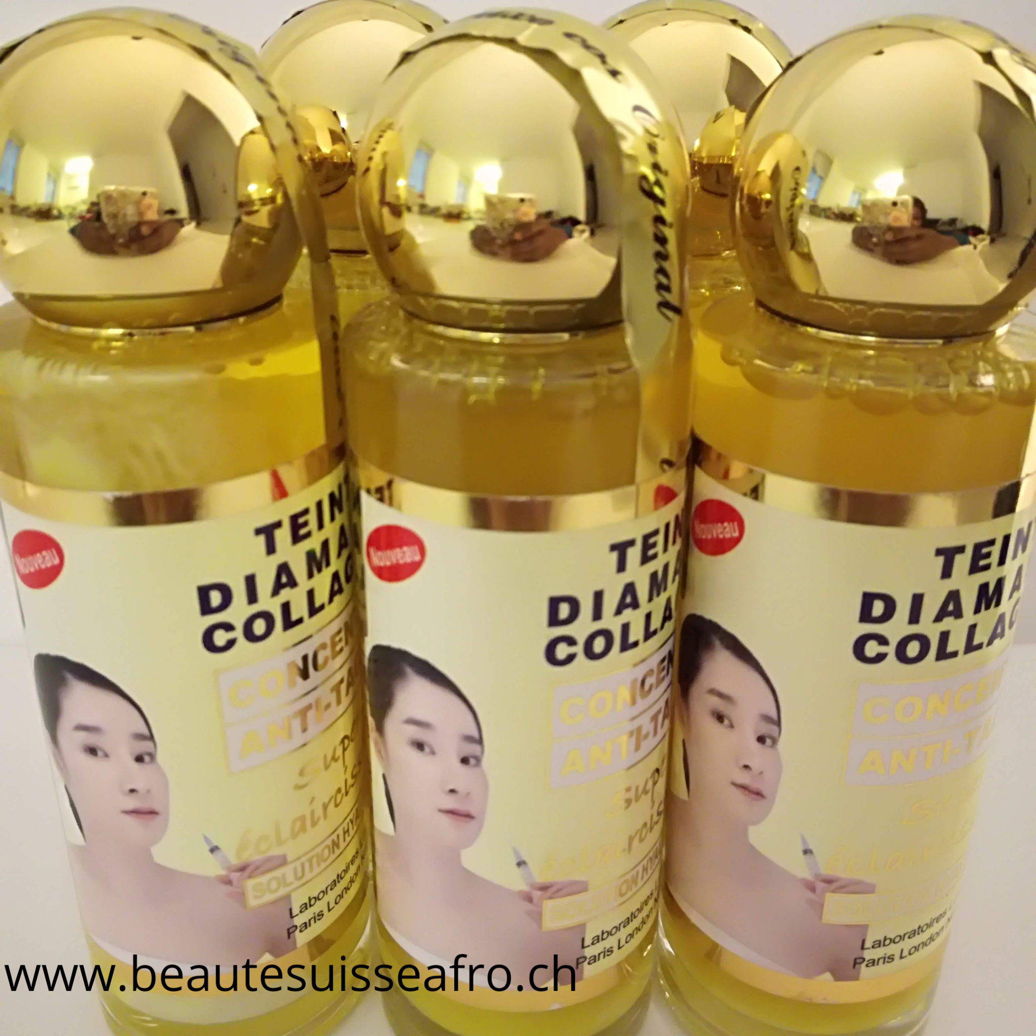 Teint Diamant Collagen Concentré Anti-Taches