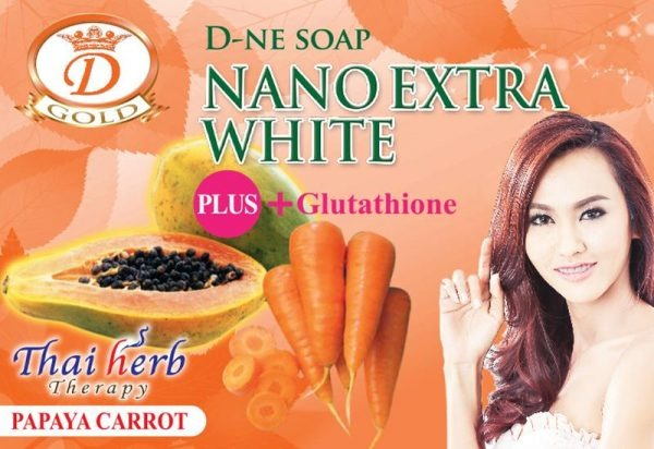 Nano Extra White plus Glutathion