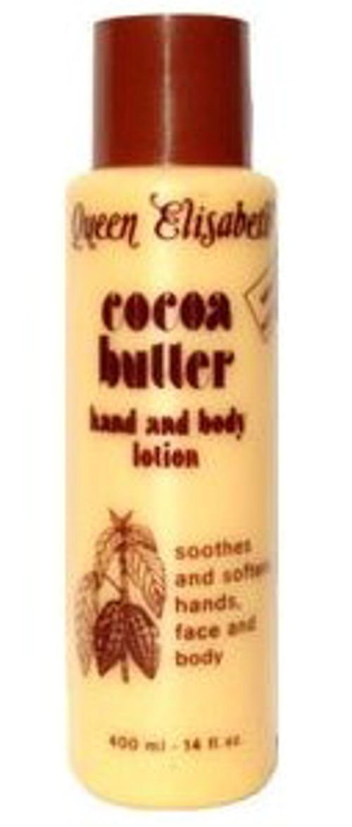 Queen Elizabeth Cacao Butter Hand and Body lotion