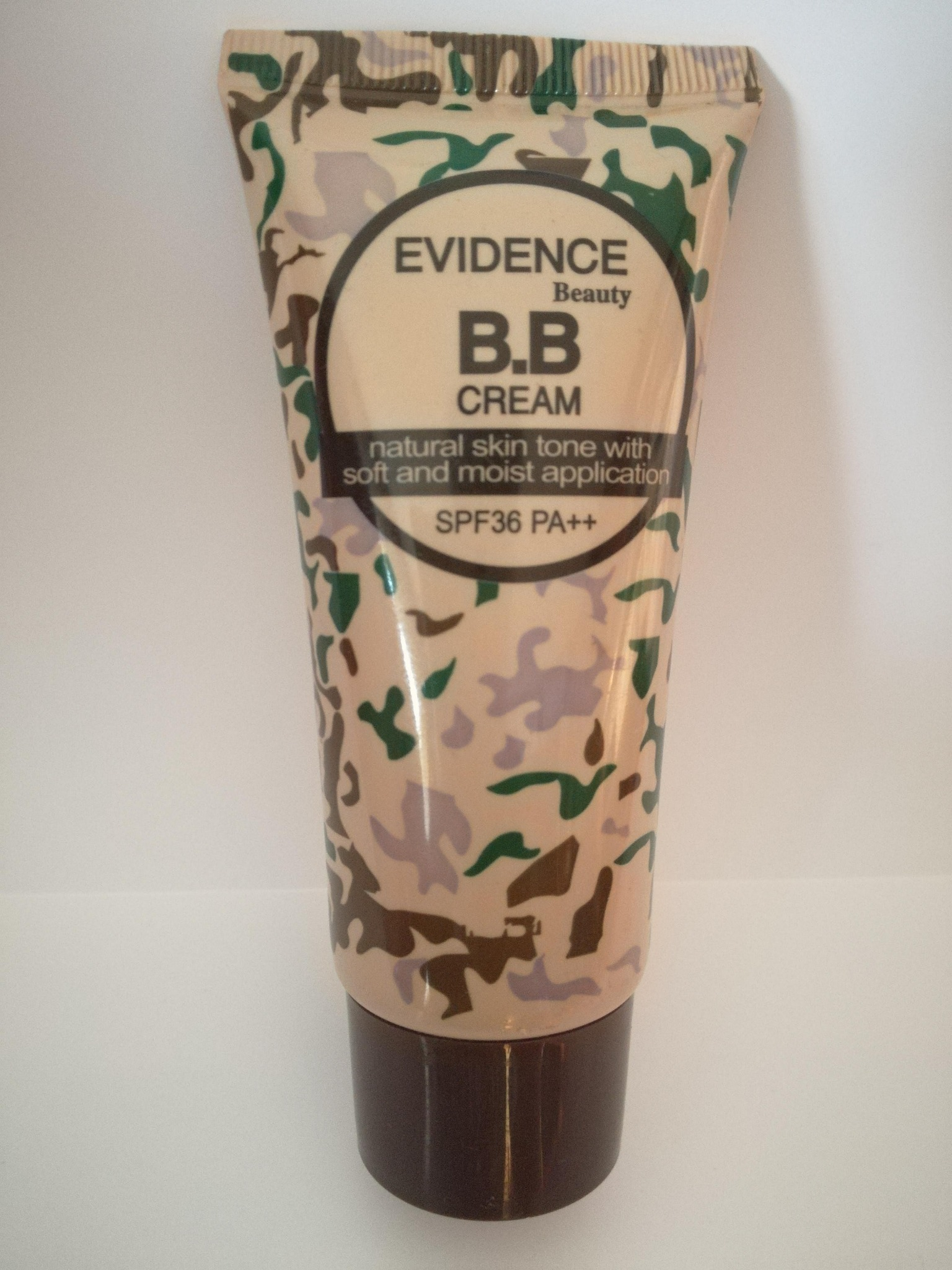 Evidence Beauty BB Cream Naturel
