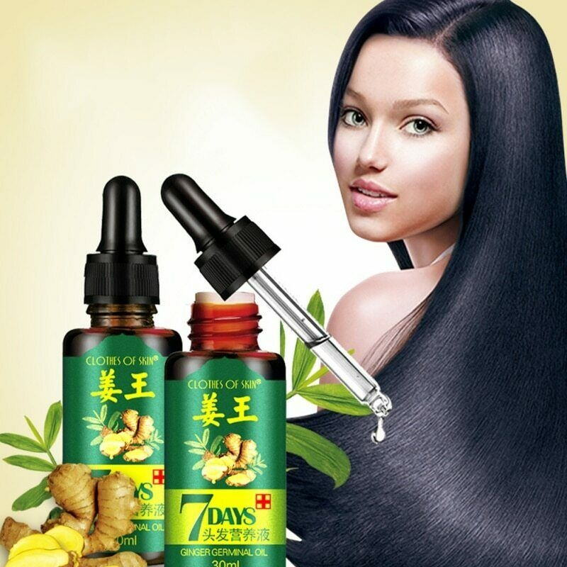 7 Days Hair Tonic Ginger Germinal Oil