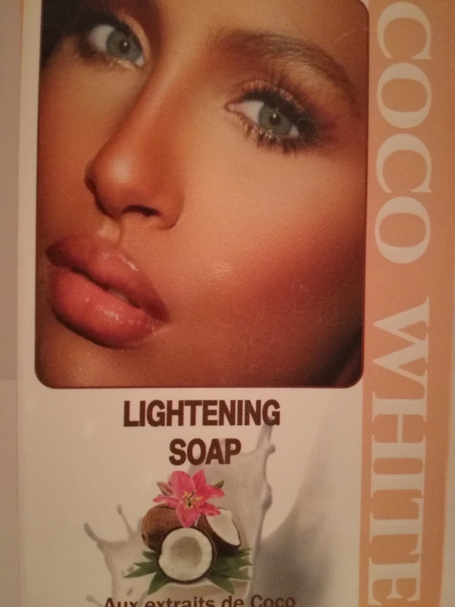 Coco White Lightening Soap