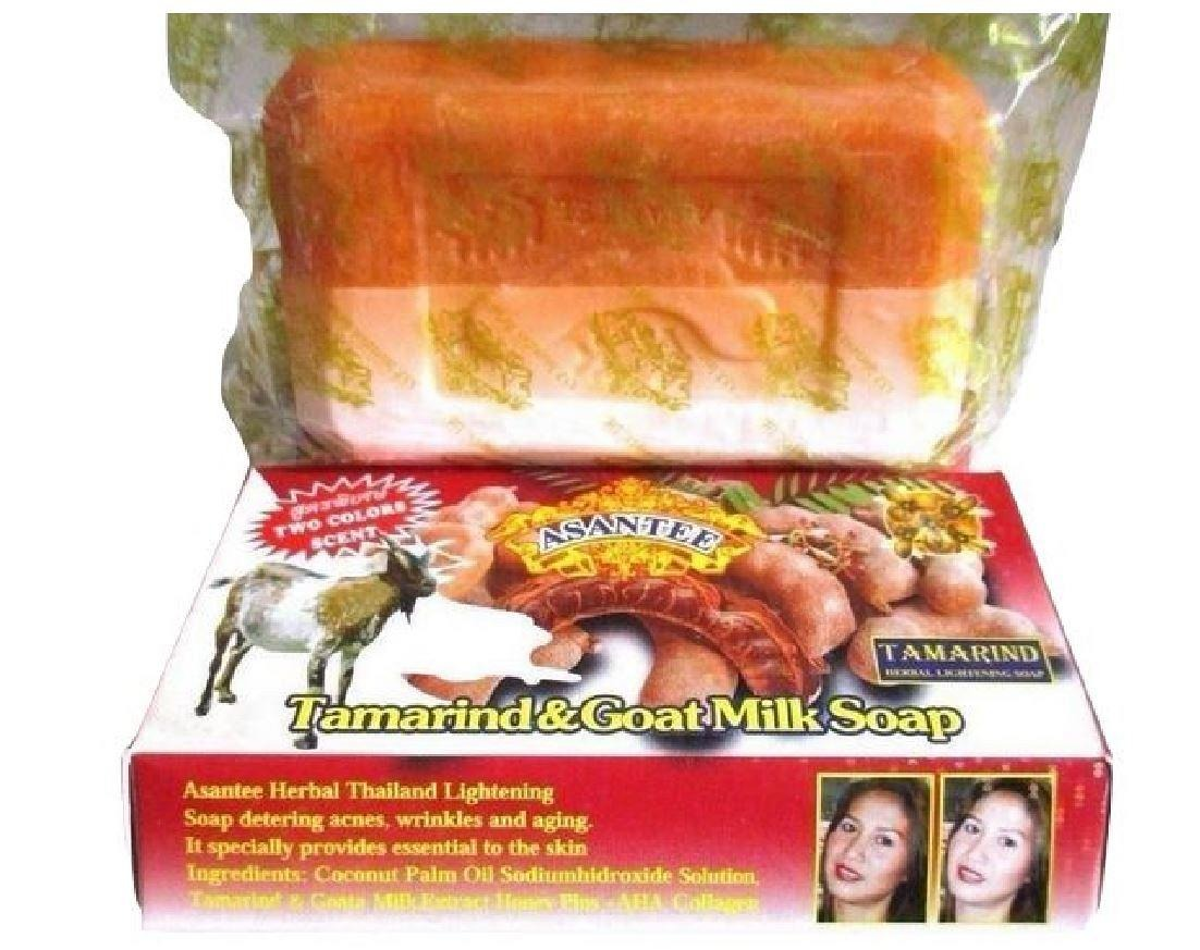 Asantee Tamarind & Goat Milk Whitening Soap Whith Honey