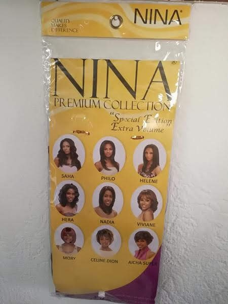 Nina Hair volume Extra