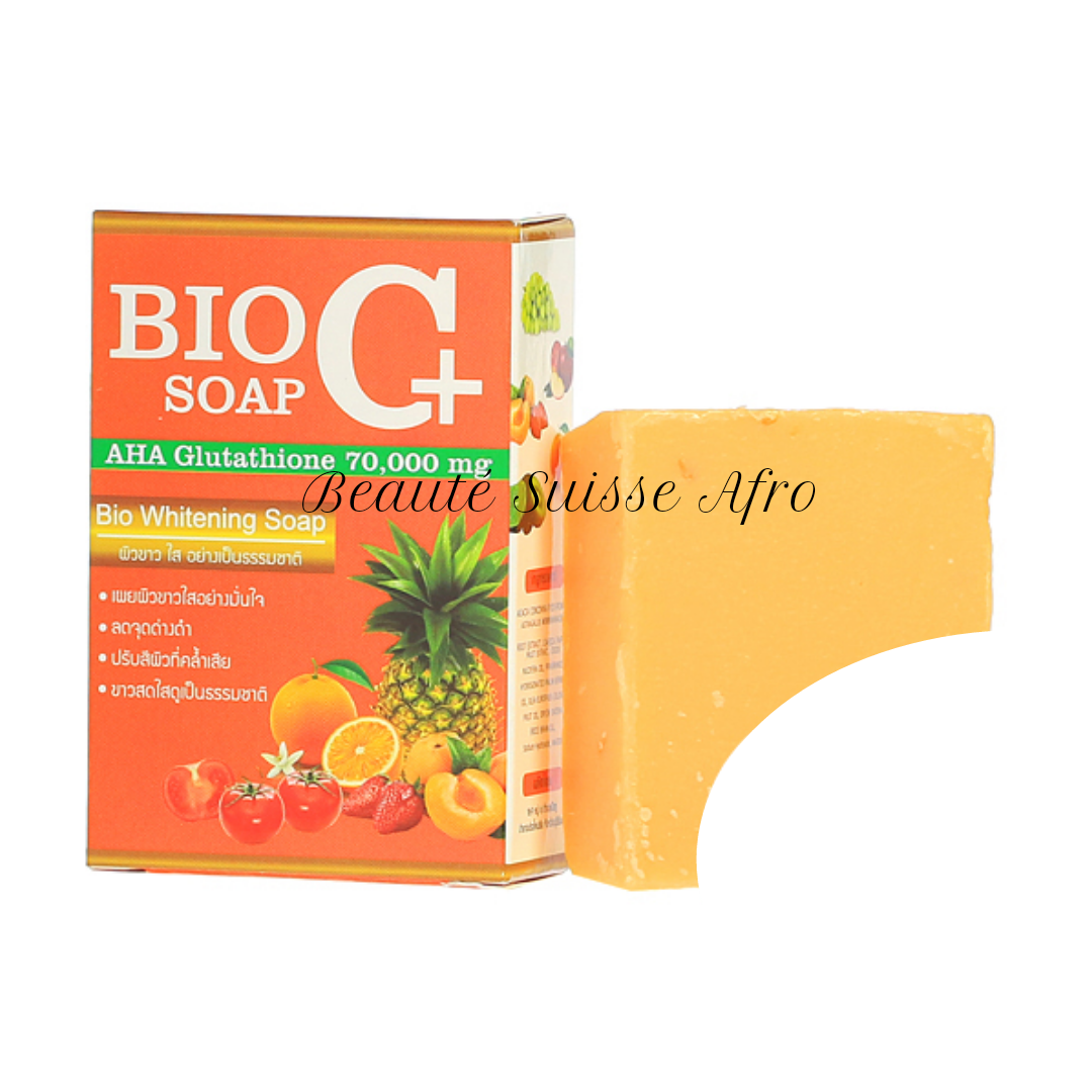 Bio Soap C + AHA Glutathion